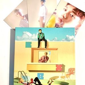 EXO CBX Official Blooming Days Album
